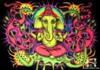 psychedelic Gonesh